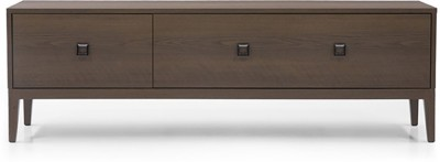 Urban Ladder Eastwood Engineered Wood TV Console(Finish Color - Walnut)