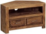 The Attic Solid Wood TV Console (Finish ...