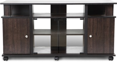 HomeTown Lynton Plasma Engineered Wood Entertainment Unit(Finish Color - Wenge)