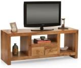 HomeEdge Solid Wood Entertainment Unit (...