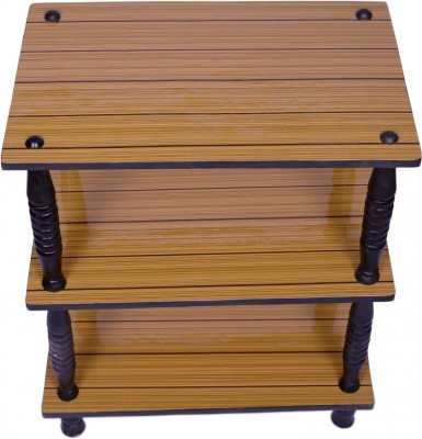 Nirmal Engineered Wood TV Stand(Finish Color - wood colour)