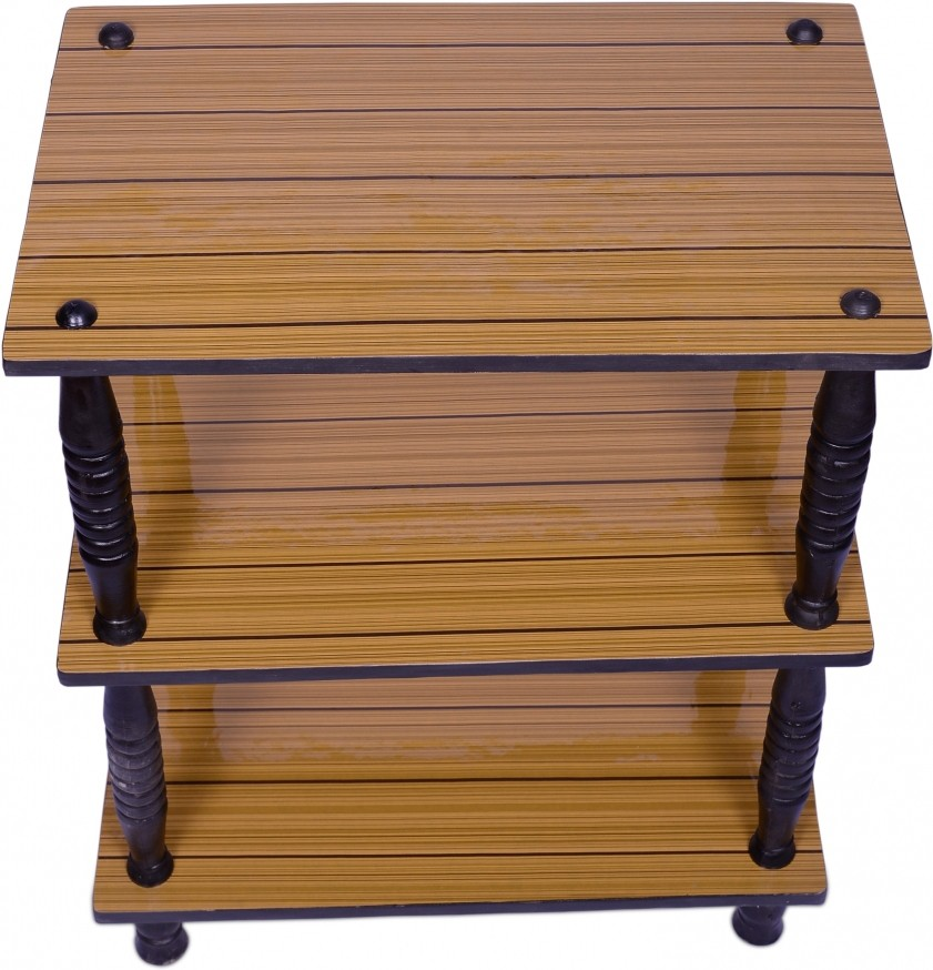 View Nirmal Engineered Wood TV Stand(Finish Color - wood colour) Furniture (Nirmal)