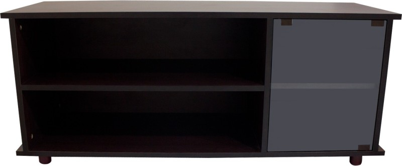 Wood Pecker Engineered Wood TV Stand(Finish Color - Wange)