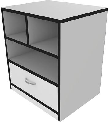 NorthStar NAPLES Engineered Wood TV Stand