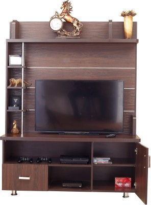 Furnicity Solid Wood TV Stand
