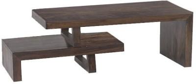 Smart Choice Furniture Rosewood (Sheesham)_JIEU06_Matte finish Solid Wood Entertainment Unit