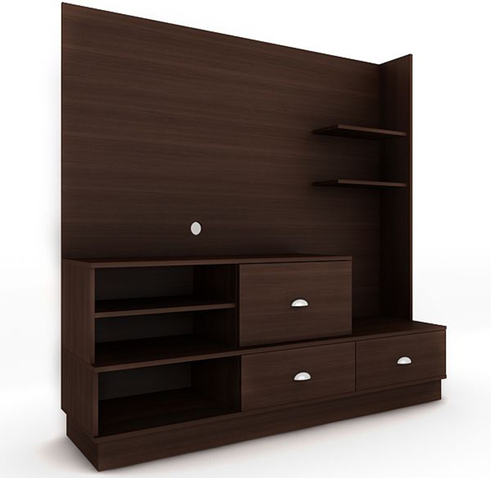 Housefull Engineered Wood TV Stand class=