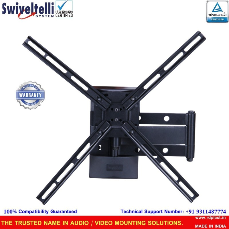 Swiveltelli RW 8502-1 Fixed TV Mount