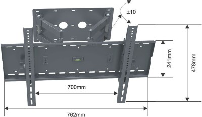 Feuzer FZ-0674S-1 Tilt TV Mount