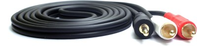 Linkizer  TV-out Cable STERIOMALETO2RCA-3M