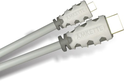 Amkette  TV-out Cable Micro HDMI HS Cable A-D 1.8m with Ethernet