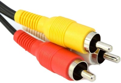 SKYKART  TV-out Cable RCA CABLE 3 PIN