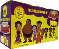 25-IN-1 Chhota Bheem DVD Combo Pack 25/12/2014(DVD Hindi)