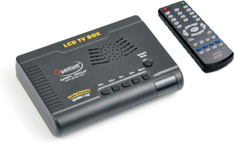 Quantum QHM 7072 TV Tuner Card(Black)