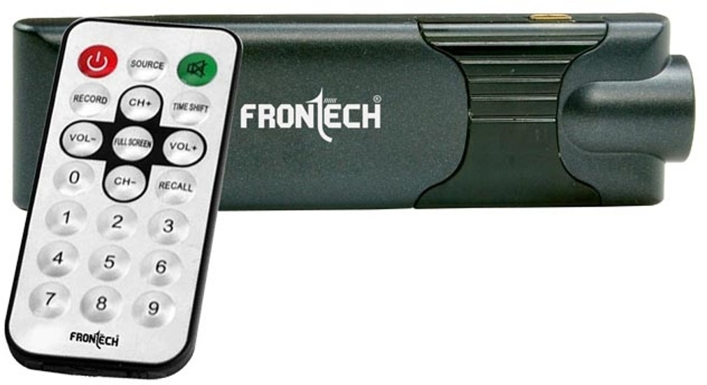 Frontech jil- 0620 TV Tuner Card(Black)