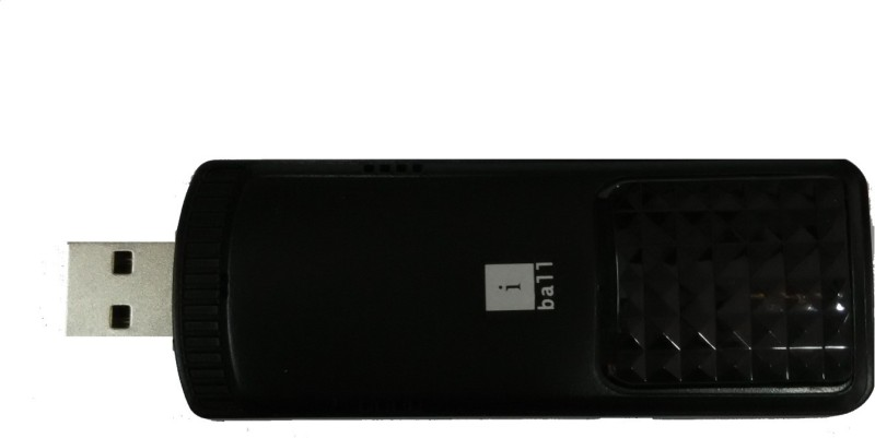 Iball CTV54 TV Tuner Card(Black)
