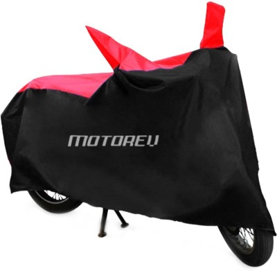 Motorev Two Wheeler Cover for Universal For Bike