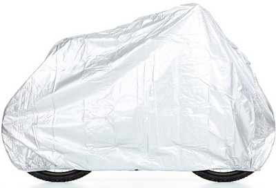 Silvertech Two Wheeler Cover for Universal For Bike