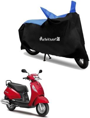 AutoKraftZ Two Wheeler Cover for Suzuki