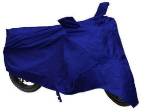 Royal Rex World Bajaj Discover (With Free Microfiber Glove) Two Wheeler Cover