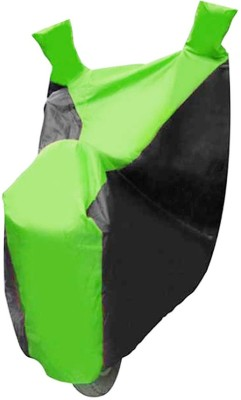 Auto Pearl Two Wheeler Cover for Universal For Bike