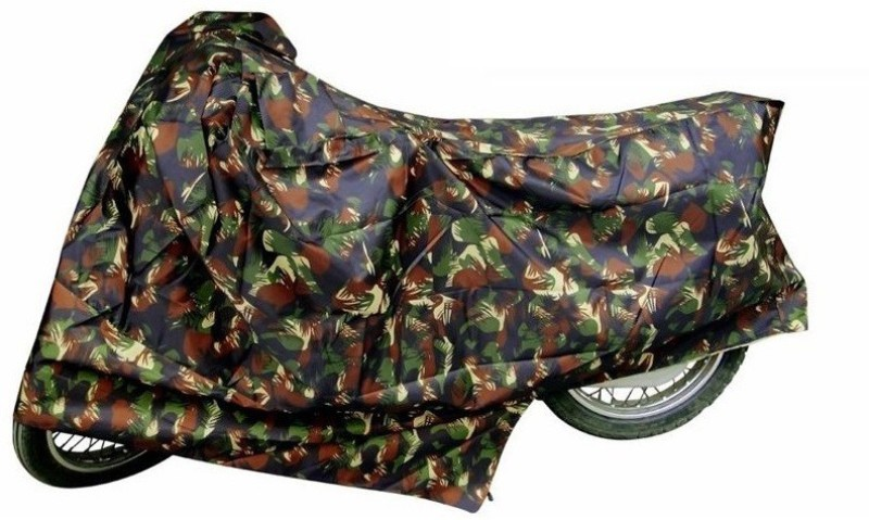 Ultra Fit Two Wheeler Cover for Bajaj(XCD 125cc, Multicolor)