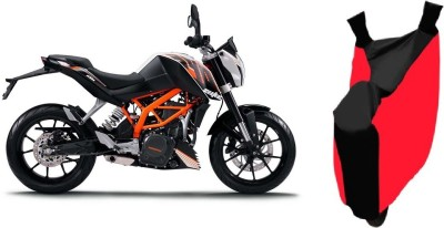 Auto Track Two Wheeler Cover for KTM