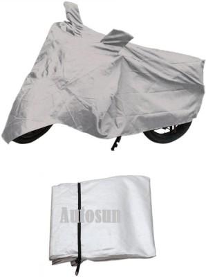 AutoSun Two Wheeler Cover for Royal Enfield