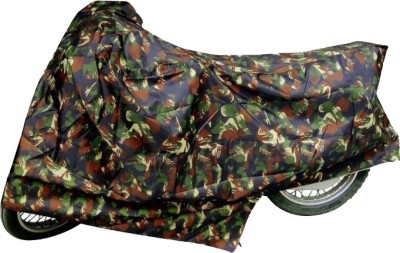 WildPanther Two Wheeler Cover for Mahindra