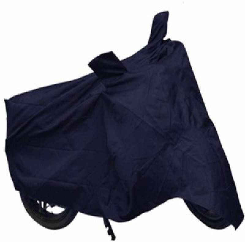 SST Two Wheeler Cover for Hero(CBZ Extreme, Blue)