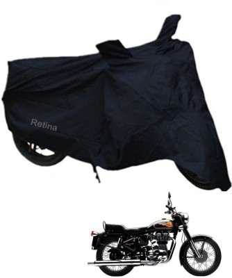 Retina Two Wheeler Cover for Royal Enfield