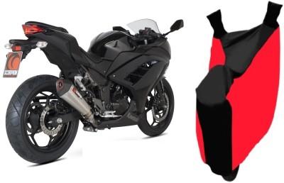 Iron Tech Two Wheeler Cover for Kawasaki