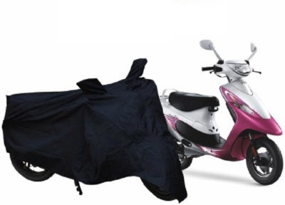 Time Two Wheeler Cover for TVS