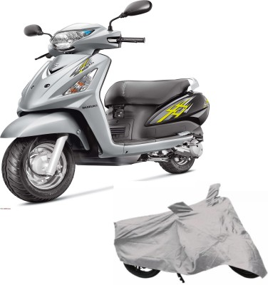Car Cover Two Wheeler Cover for Suzuki