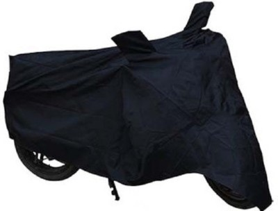Time Universal For Bike Two Wheeler Cover