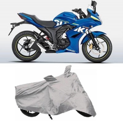 Auto Track Two Wheeler Cover for Suzuki