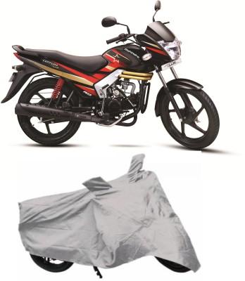 AutoKart Two Wheeler Cover for Mahindra