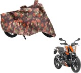 Auto Pearl Two Wheeler Cover for KTM (Mu...