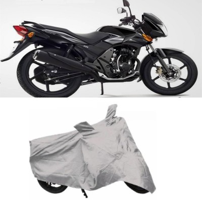 Car Cover Point Two Wheeler Cover for TVS