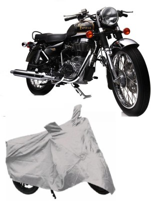 Tech Master Two Wheeler Cover for Royal Enfield