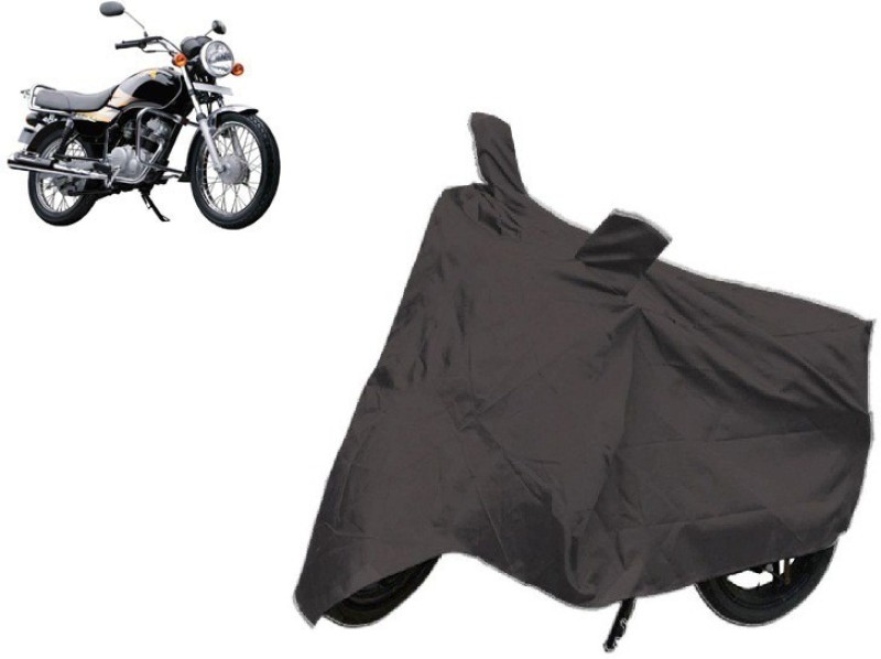AutoKit Two Wheeler Cover for TVS(Star, Grey)