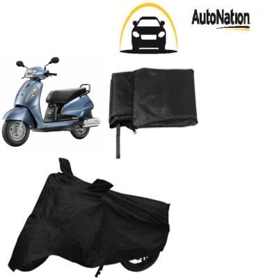 Autonation Two Wheeler Cover for Suzuki