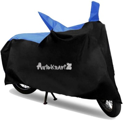 AutoKraftZ Two Wheeler Cover for TVS