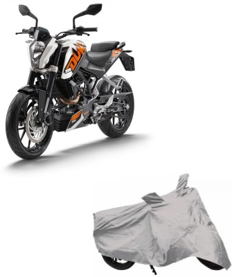 ACCESSOREEZ Two Wheeler Cover for KTM