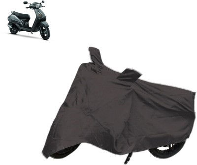 Auto Track Two Wheeler Cover for TVS