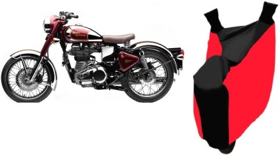 ACCESSOREEZ Two Wheeler Cover for Royal Enfield
