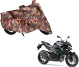 Auto Pearl Two Wheeler Cover for Kawasak...
