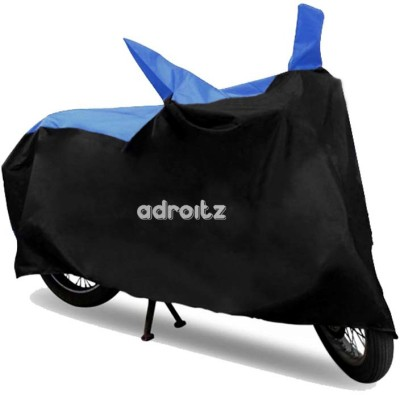 AdroitZ Two Wheeler Cover for TVS