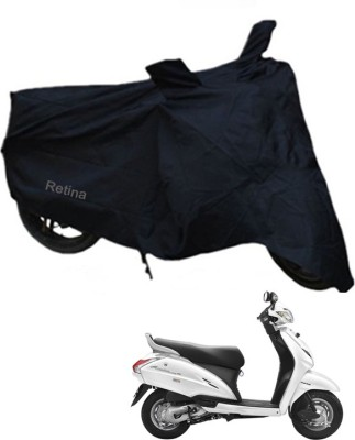 Retina Two Wheeler Cover for Honda