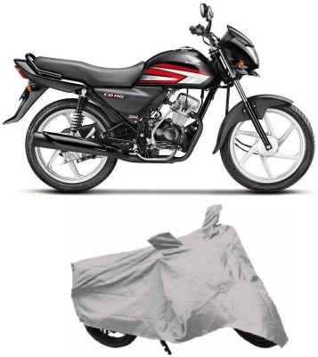 Auto Track Two Wheeler Cover for Hero